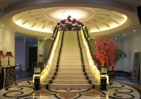 大气欧式风格楼梯装修效果