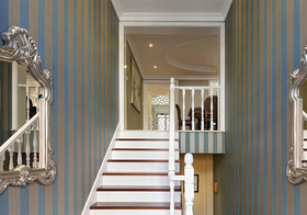 精致欧式风格楼梯装修效果图