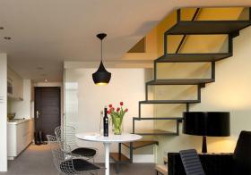 精致现代风格楼梯装修设计