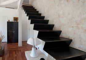 创意现代风格楼梯装修设计