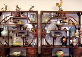 中式收藏收纳设计
