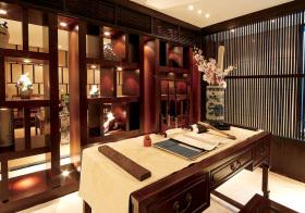 中式书房装修设计