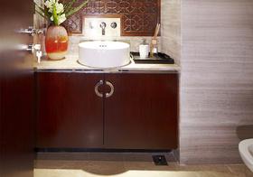 新古典浴室柜装修