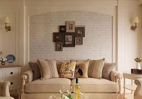 古典美式照片墙装修
