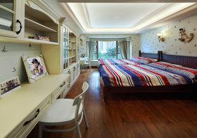 简欧儿童房设计