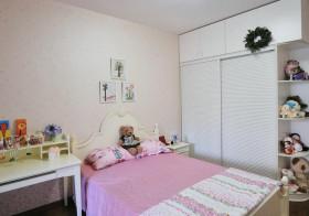 清新简欧儿童房设计