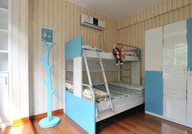 清新简约儿童房装修设计