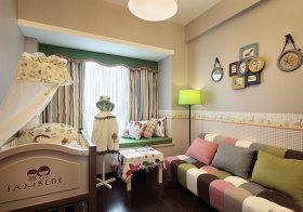 多彩宜家儿童房设计