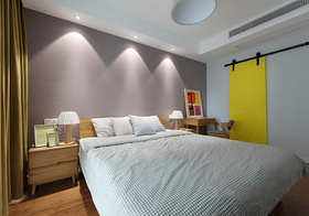 温馨宜家风格卧室装修设计