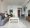 温馨北欧风格客厅装修设计