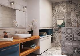 温馨宜家风格卫生间装修设计