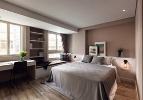 实用简欧风格卧室装修设计