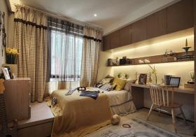 日式风格卧室装修设计