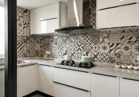 个性现代风格厨房装修设计