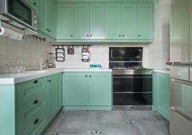 清新北欧风格厨房装修设计