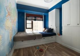 清新简约风格卧室装修设计