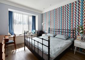 宜家风格卧室装修设计