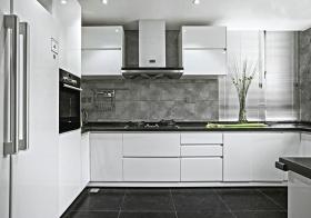 简约现代风格厨房装修效果