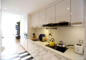 实用简约风格厨房装修设计