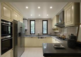 实用简欧风格厨房装修设计