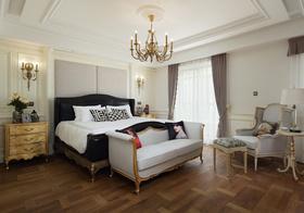 精致简欧风格卧室装修设计