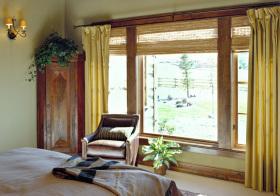 田园宜家风窗帘设计美图