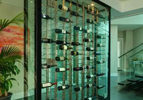现代创意酒柜设计