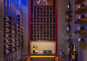前卫现代酒柜设计美图