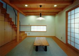 日式原木榻榻米装修设计