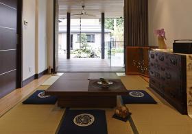 现代日式风榻榻米装修美图