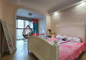 清新简洁美式儿童房设计