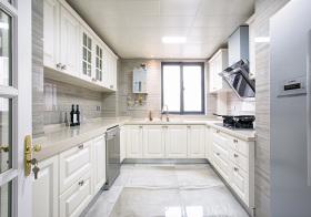 简约欧式风格厨房装修设计