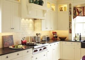 现代厨房橱柜设计