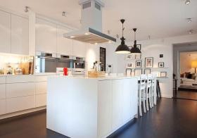 简约宜家风格厨房照图片