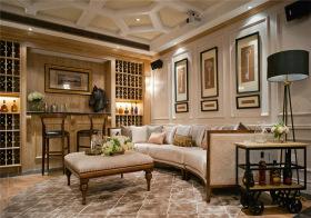 奢华欧式风格客厅装修图片