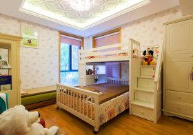 简约现代儿童房设计