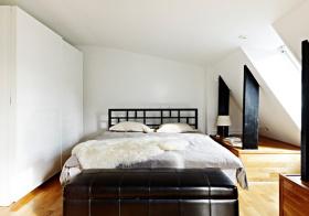 极致简约风格卧室装修设计