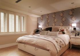 精致简约欧式风格卧室装修设计