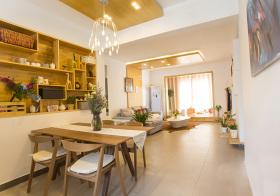 舒适宜家风格餐厅装修设计
