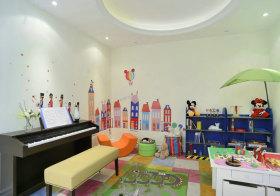 多彩奇妙宜家儿童房设计