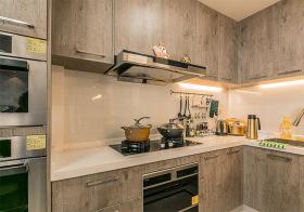北欧风格厨房装修设计