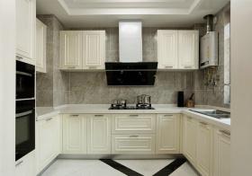 干练简约风格厨房装修设计