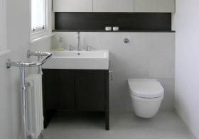 小户型简约浴室柜参考