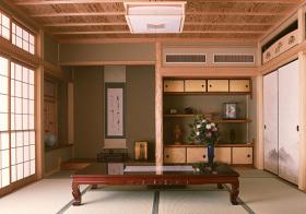 日式木质榻榻米装修设计