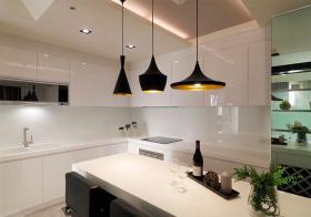 极简宜家风格厨房装修设计