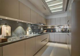 实用简约风格厨房装修图片