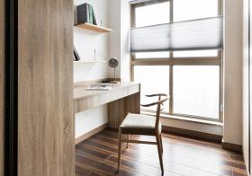 小户型日式书房装修设计