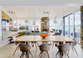 休闲宜家风格餐厅装修设计