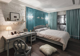 精致欧式风格卧室装修设计