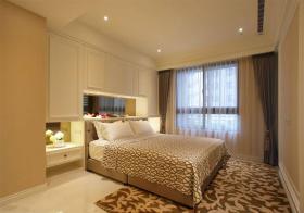 精致简约风格卧室装修设计